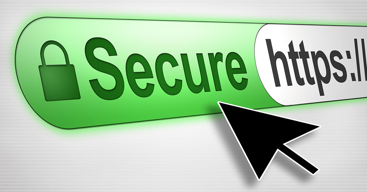 privacy with https encryption